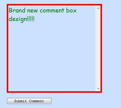 commentbox